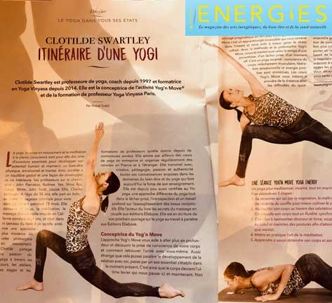 Article Energies le mag